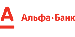 альфа логотип